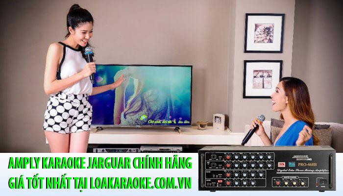 Amply karaoke Jarguar chính hãng, giá tốt nhất tại loakaraoke.com.vn